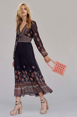 Wishing Well Midi Dress