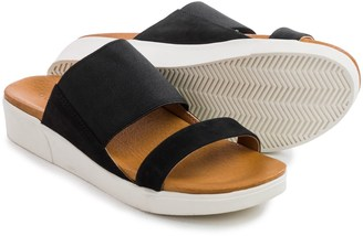 Gentle Souls Layton Double Band Sandals (For Women) $49.99 thestylecure.com