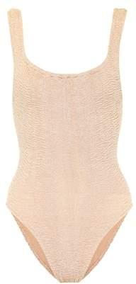 Hunza G Classic swimsuit