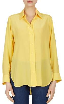 Gerard Darel Carla Silk Button-Down Top - 100% Exclusive