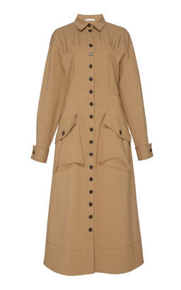 Rejina Pyo Miller Pocket Shirt Dress