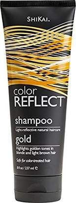 Shikai Color Reflect Gold Shampoo