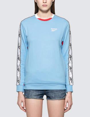 Reebok Vector Graphic Crew Sweatshirt