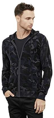Kenneth Cole New York Men's Camo Hoody