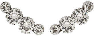 Isabel Marant Silver Leaf Earrings