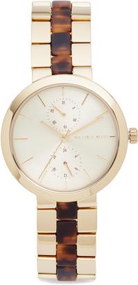 Michael Kors Garner Watch $250 thestylecure.com