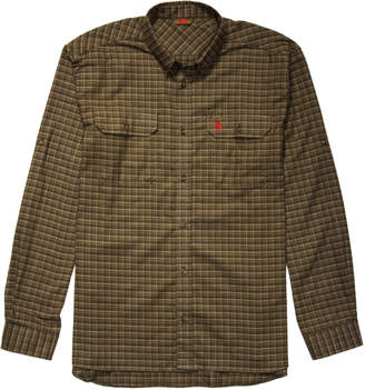 Fjallraven Forest Flannel Long-Sleeve Shirt - Men's