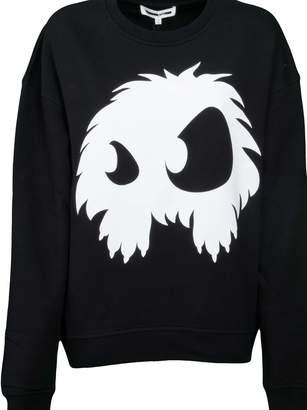 McQ Monster Print Hoodie