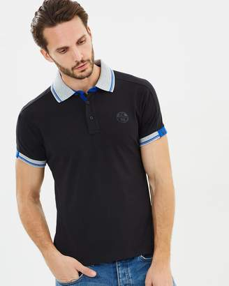North Sails Polo SS Print