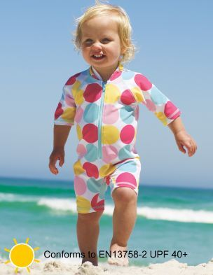 Baby Surf Suit