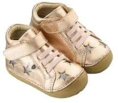 Old Soles Baby's& Kid's Reach Pave Leather Sneakers