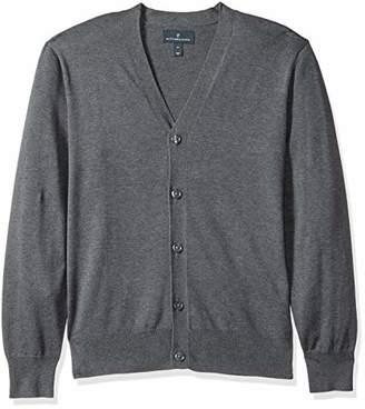 Buttoned Down Men's Supima Cotton Cardigan Sweater,XXX-Large