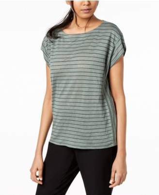 Eileen Fisher Organic Linen T-Shirt, Regular & Petite