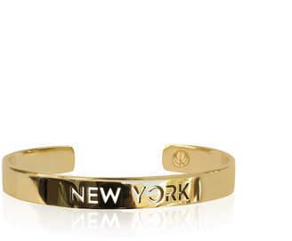 Cristina Ramella World Inspired Jewelry 24k Gold Bangle