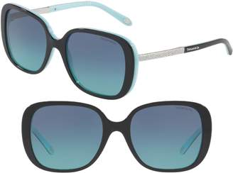 Tiffany & Co. 54mm Gradient Sunglasses