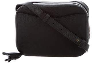 Cuyana Pebbled Leather Crossbody Bag