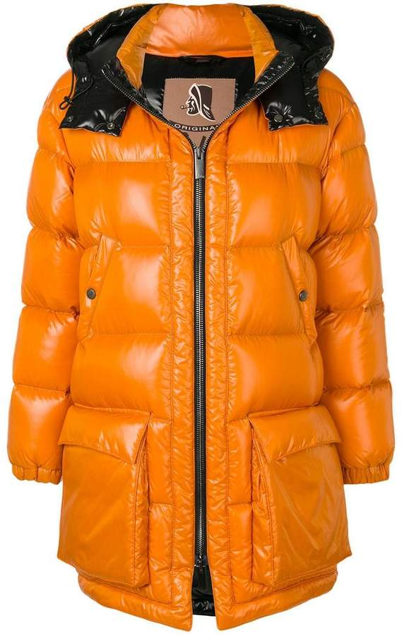 Sealup padded puffer coat