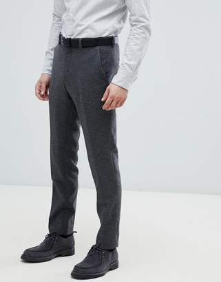 Jack and Jones smart PANTS in slim fit with wool mix