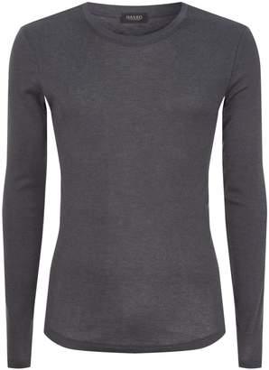 Hanro Thermal Silk-Cashmere T-Shirt