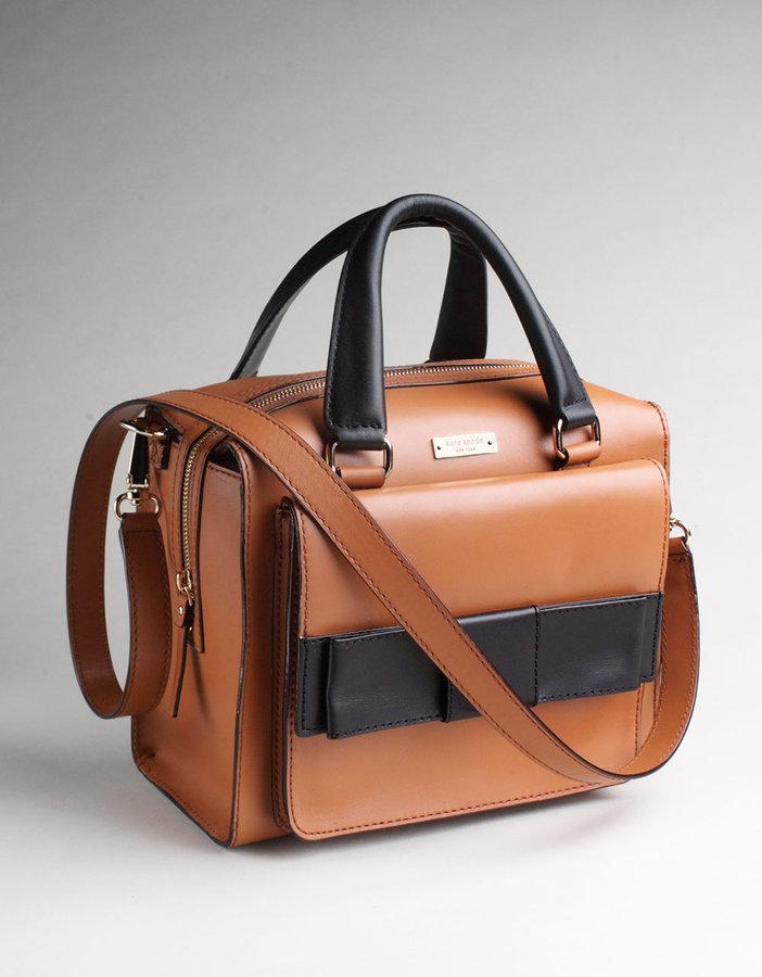 KATE SPADE NEW YORK Bow Bridge Little Kennedy Handbag