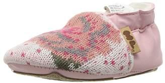 Muk Luks Girls' Baby Soft Shoes Mary Jane Flat