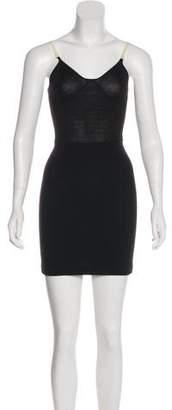 Alexander McQueen Sleeveless Casual Dress