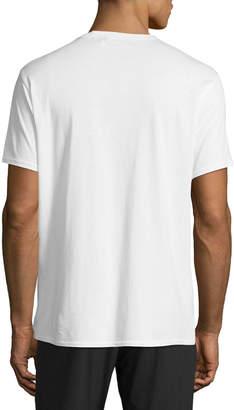 Karl Lagerfeld Paris Men's Studded Logo-Outline T-Shirt
