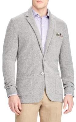 Polo Ralph Lauren Felted Sweater Blazer