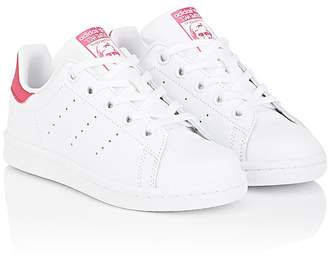 adidas Kids' Stan Smith Leather Sneakers