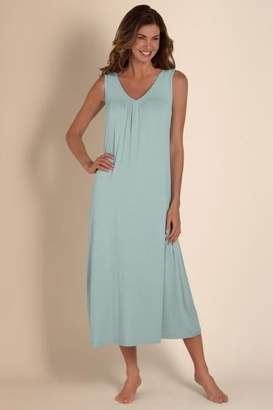 Soft Surroundings Catalina Breeze Bamboo Gown