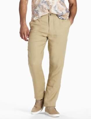 Lucky Brand Hightide Twill Linen Pant