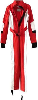 Topshop Tophop Orange Jumpsuit for Women
