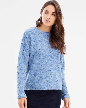 Vero Moda Mattea Long Sleeve O-Neck Knit