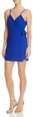 Show Me Your Mumu Say Jay Crepe Mini Dress
