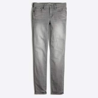 "J.Crew Factory Valley wash skinny jean with 28"" inseam"