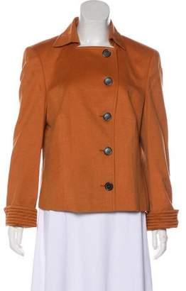 Akris Punto Double-Breasted Short Coat