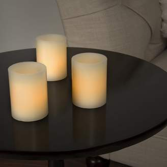 Three Posts Vanilla Flameless Candle
