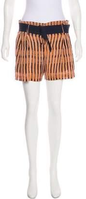 A.L.C. Silk Mini Shorts