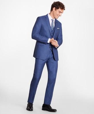 Brooks Brothers Regent Fit Wool Blend 1818 Suit