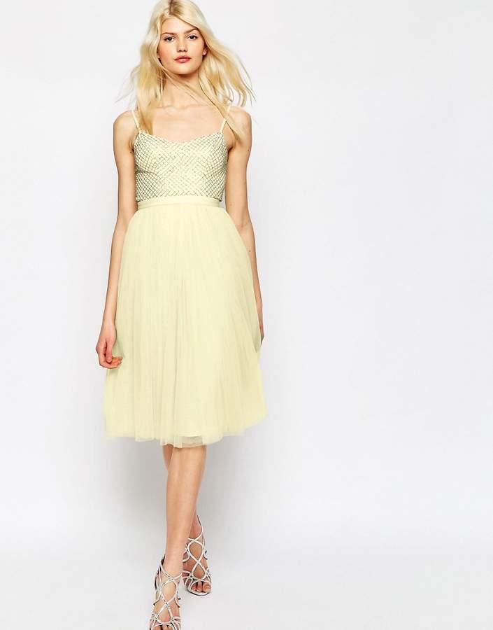 Needle & Thread Coppelia Embellished Ballet Tulle Dress