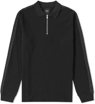 Vans x LQQK Studio Long Sleeve Zip Polo