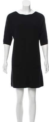 Chloé Cashmere Mini Dress