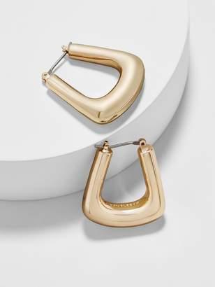 BaubleBar Pamina Hoop Earrings
