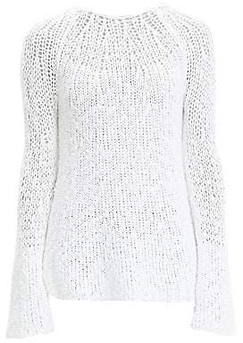 Theory Women's Xander Boatneck Sweater