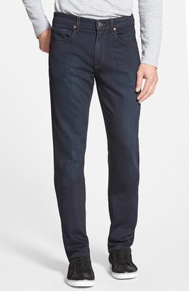 Men's Paige Federal - Transcend Slim Straight Leg Jeans $185 thestylecure.com