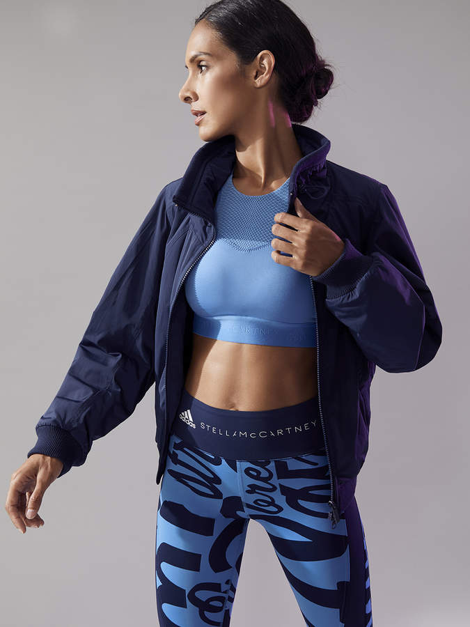 Adidas By Stella Mccartney TRAINING SHORT PADDED JACKET