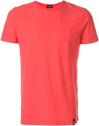 Drumohr chest pocket T-shirt