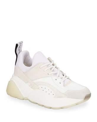 Stella McCartney Eclypse Platform Lace-Up Sneakers