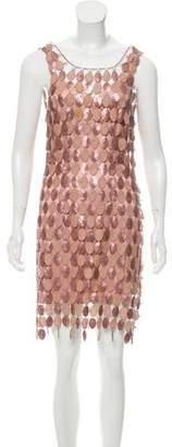 Marc Jacobs Embellished Mini Dress