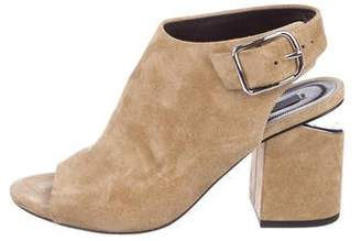 Alexander Wang Nadia Suede Ankle Boots